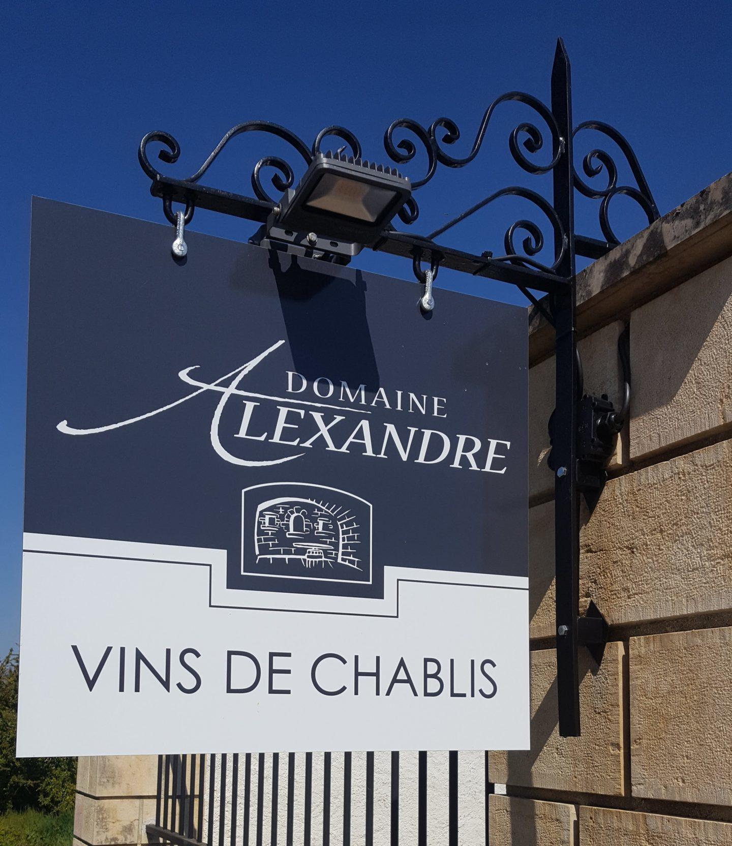 Domaine Alexandre Vins de Chablis